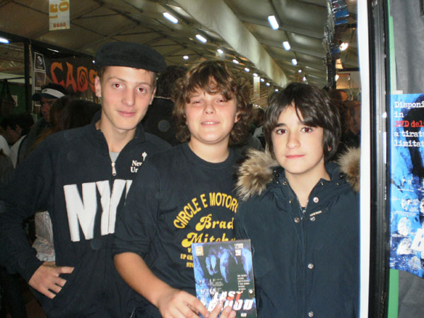 i Goonies a Lucca 2009